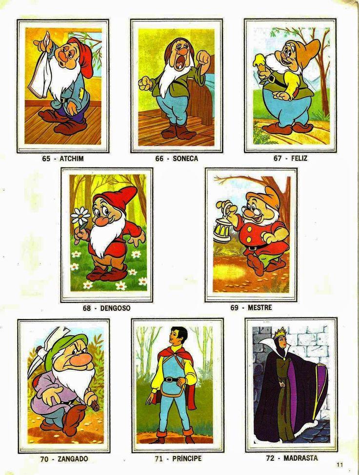 Sinópse:    Album de figurinhas Galeria Walt Disney, publicado pela editora…