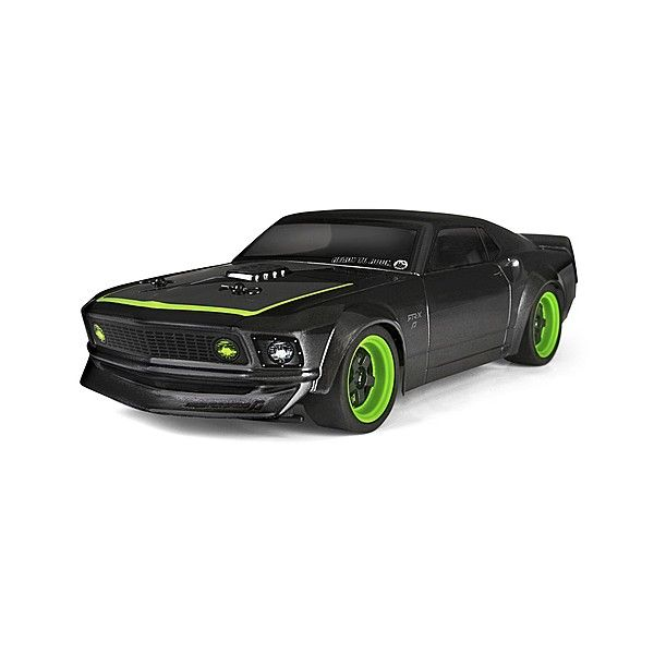 HPI MICRO RS4 RTR WITH 1969 FORD MUSTANG RTR-X BODY - RC Bil