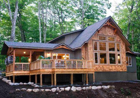 House Plans - Shorehaven - Linwood Custom Homes