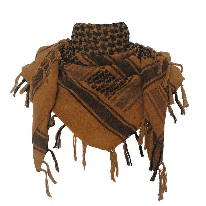 The 4 Best Shemaghs & Keffiyehs: Tactical Scarf Reviews and Uses