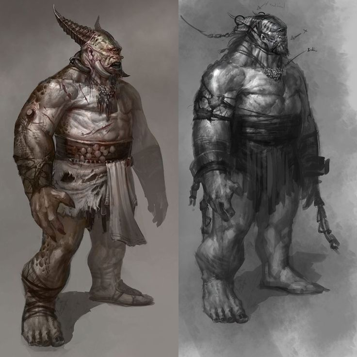 Polyphemus Designs from God of War: Ascension