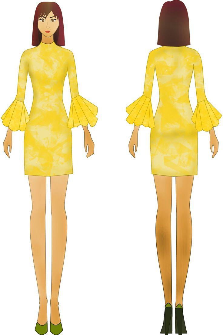 Fashion illustrasion