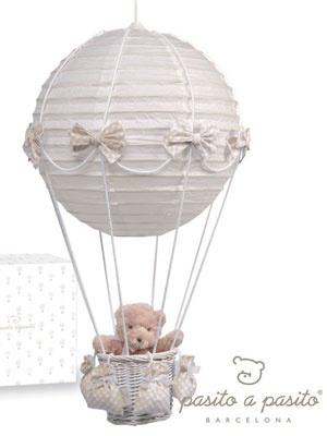 ... estivi lampadario cameretta idee per un lampadario a mongolfiera 9 2