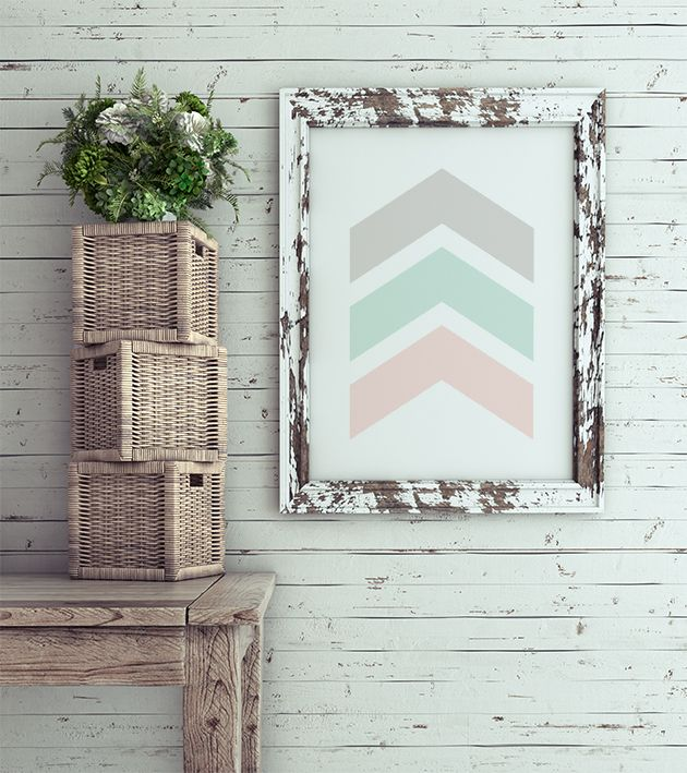 A chevron print with pink and mint soft pastel colors for your Scandinavian decor. Softpastel like a dream! Make a change at your decorations and mood. A chevron print with pink and mint soft pastel colors for your Scandinavian decor will make your day dreamy and optimistic. An abstract poster with geometrical art is trending now. Add chevron wall art with an arrow poster at your apartment decor! For personal use only - by InogitnaDesigns