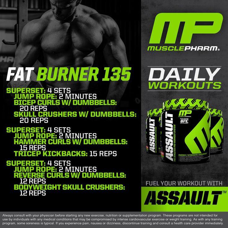 Circuit Workout Fat Burner 135