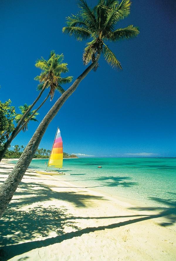 Plantation Island - Front Beach #Fiji