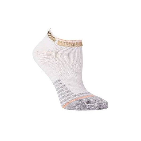 Stance Women The Athletic Low Socks ($12) ❤ liked on Polyvore featuring intimates, hosiery, socks, endorphin low, wicking socks, moisture wicking socks, sweat wicking socks, stance socks and cuff socks