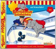 Benjamin Blümchen auf Kreuzfahrt | Benjamin Blümchen