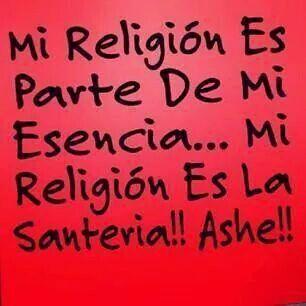 Mo religion es parte de mi esencia