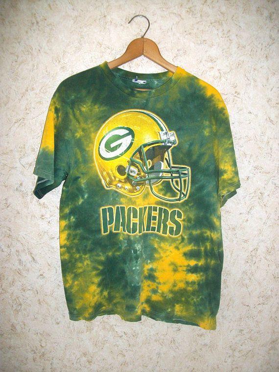 Green Bay Packers Vintage T Shirt Helmet Retro Football Jersey Tee By Shirtmandude T Shirts T Green Bay Packers Vintage Green Bay Packers Fans Retro Football