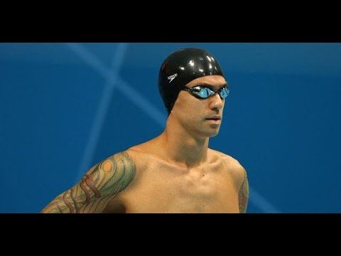 Full Olympics Race - Anthony Ervin, 35, Wins Gold In Freestyle