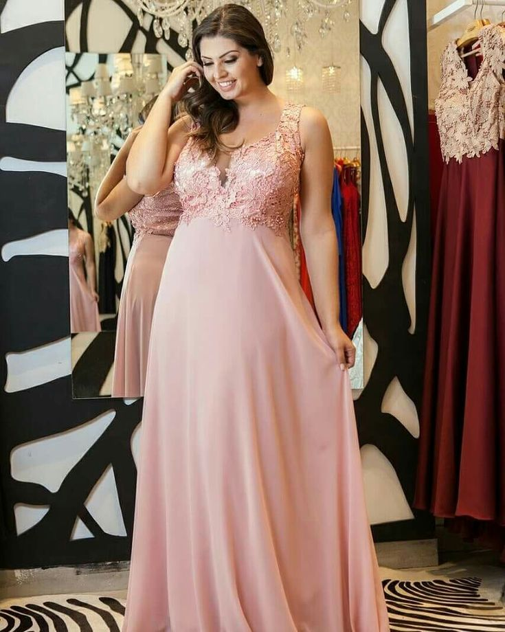 10 best Vestidos para Gorditas images on Pinterest | Curvy girl ...
