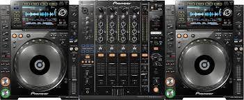 Pioneer Cdj 2000 Nexus Digital Multi Player Controller With Djm 900 Nexus 4-Channel Dj Mixer Kit, Wi-Fi Audio Streaming, Free Pioneer Rekordbox Software Included. This Professional Dj Kit Features 2 Pioneer Cdj-2000Nexus And 1 Pioneer Djm-900Nexus, 2015 Amazon Top Rated DJ Controllers #MusicalInstruments