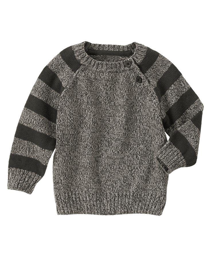 Marled Stripe Sweater at Gymboree