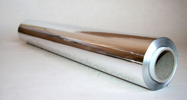 Faites chauffer votre maison avec du papier aluminium