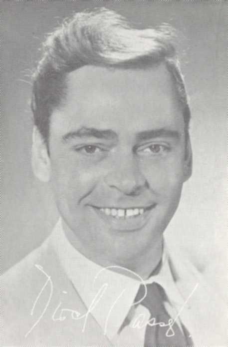 som musiker Hans Ramløse, i Det var på Rundetårn fra 1955.