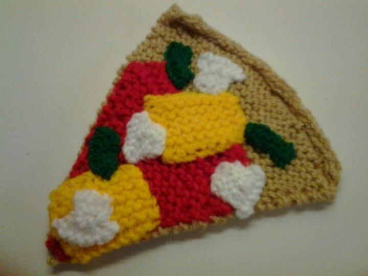 A piece a pizza?