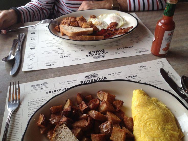 Phoenicia Diner in Phoenicia, NY