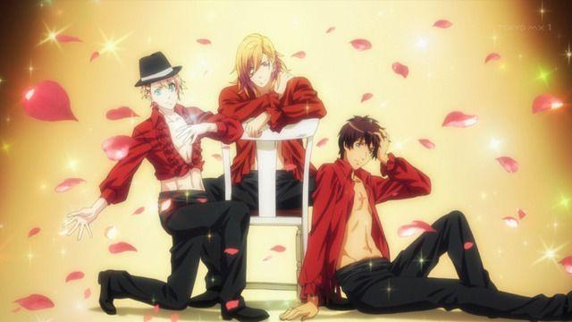 Uta no Prince-Sama Maji Love Revolutions Ep.5 | Syo, Ren and Cecil