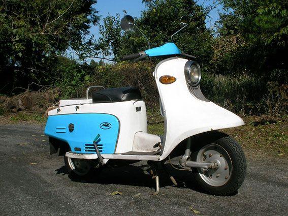 Fuji Rabbit S301B4-125 1968