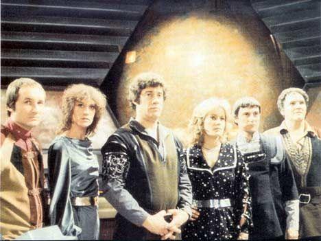 Blake's Seven - the Seven