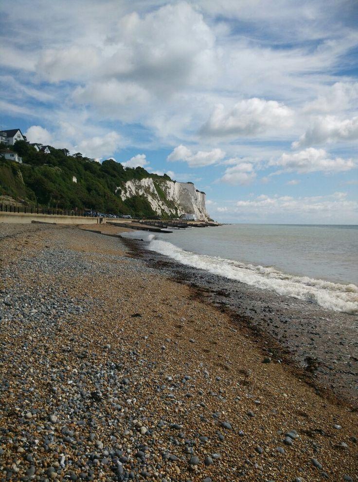White cliffes in Engeland