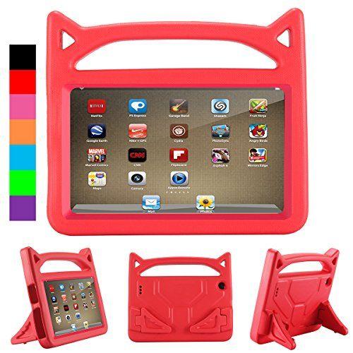 cartoon kids case for allnew fire 7 tablet with alexa antike rh pinterest com