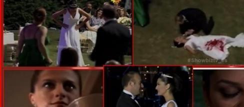#LasMilYUnaNoches La novela turca da un giro inesperado cuando en la boda Sherezade sufre un aborto #tv #telefe #showbiztv_es #blastingnews_es