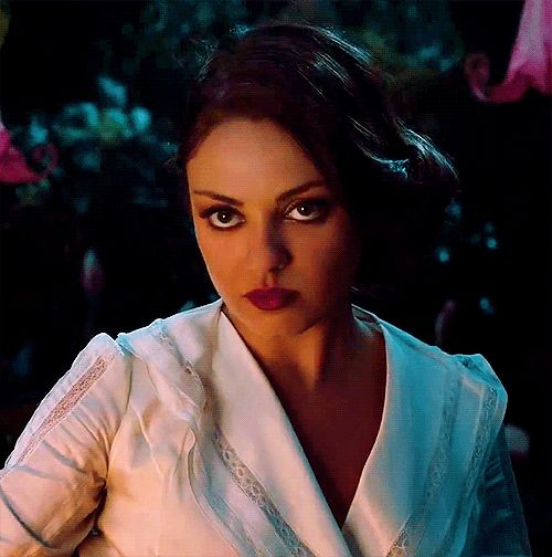 ... oz the great and powerful mila kunis