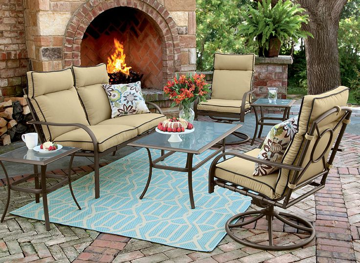 Letu0027s Bring The Festivities Outside, Shall We? #shopko · Outdoor Living  PatiosOutdoor FurnitureSide ...