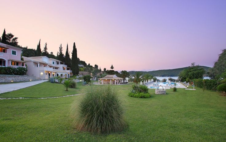 Bella Mare is one of the most beautiful hotel of #corfuhotels