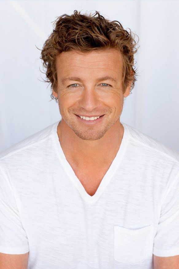 Simon Baker _ I sure thought he would make for a great Christian Grey . . .