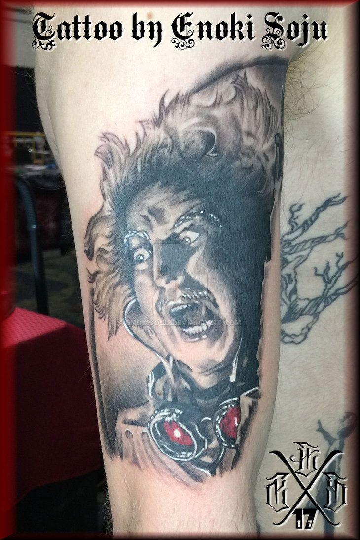 1291 best enoki soju 39 s professional tattoo portfolio via for Famous tattoos fort myers