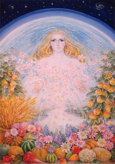 Земля-матушка #Земля #искусство