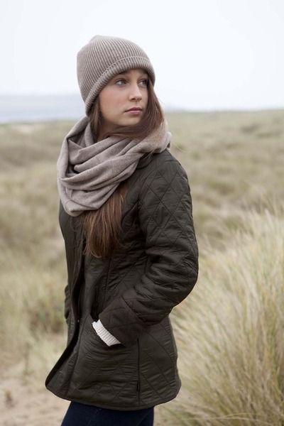 Barbour: ready for winter