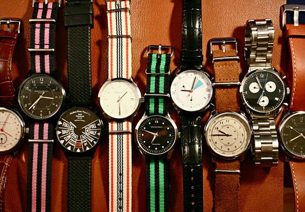 84 Father's Day Watches - From Old-Fashion Heirloom Watches to High-End Concrete Timepieces (TOPLIST)