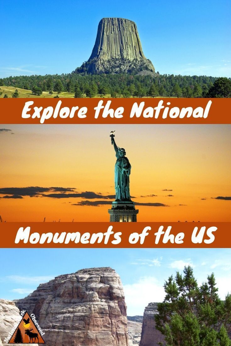 A Complete List Of Us National Monuments 2019