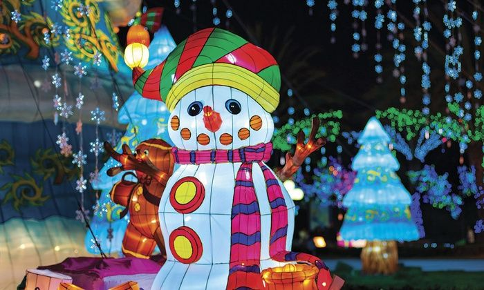 Global Winter Wonderland - CAL EXPO: Admission or Season Passes to Global Winter Wonderland (Up to 40% Off). 8 Options Available.