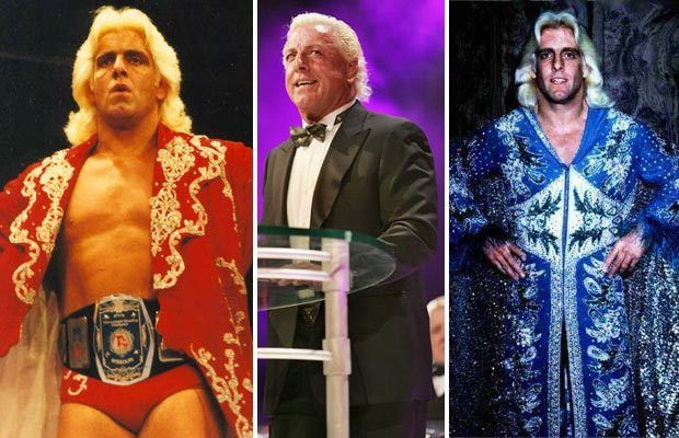 Ric Flair - The 50 Greatest Wrestling Costumes of All Time | Complex