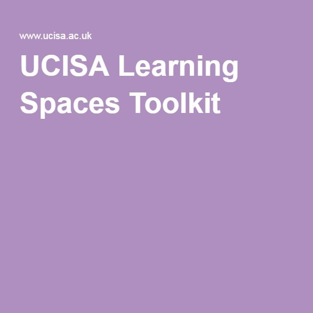 UCISA Learning Spaces Toolkit