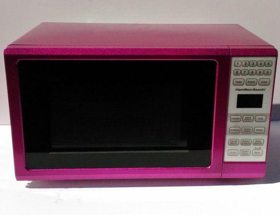 raspberry ice microwave pink hamilton