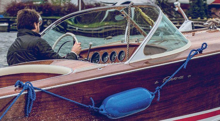 MARINA Yachting - Klasyka nie musi iść w parze z nudą.