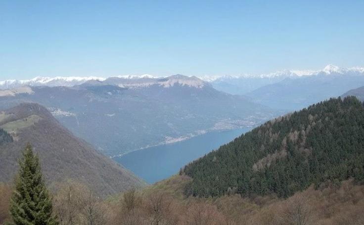 Hiking Como Lake: escursioni guidate sul Lago di Como giugno 2013 #lakecomotourism #lagodicomo #como #trekking #hikingcomolake #escrusioni