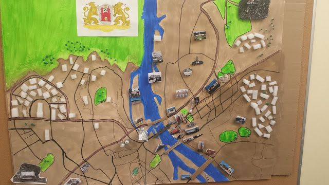 A Scotsman in Riga: Riga Map