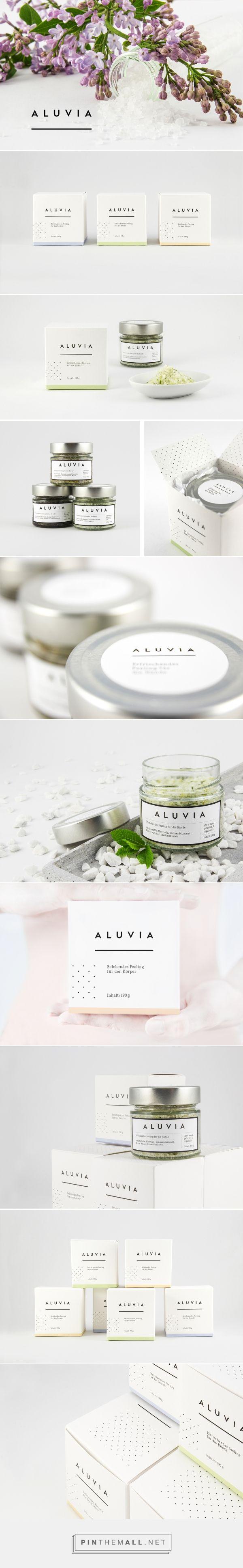 Aluvia // natural exfoliants for the body