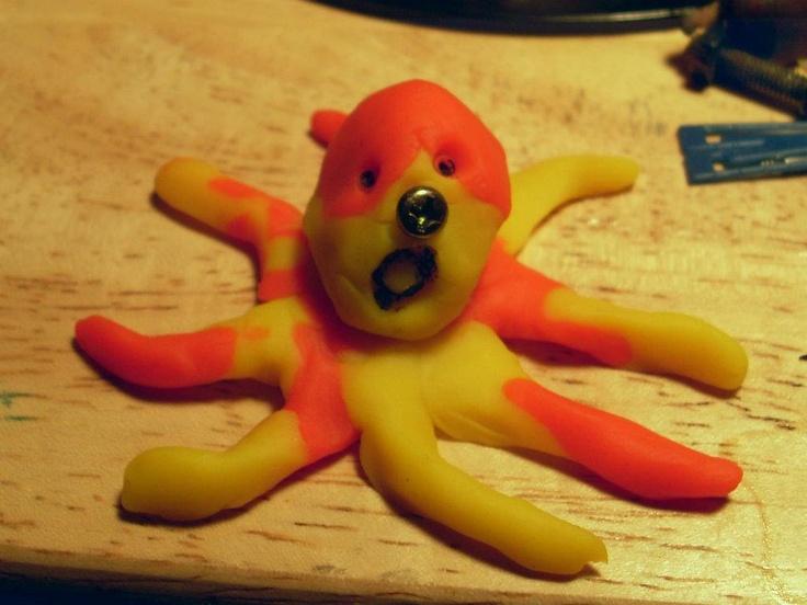 Octypuss Guy by David Hart   hartistry
