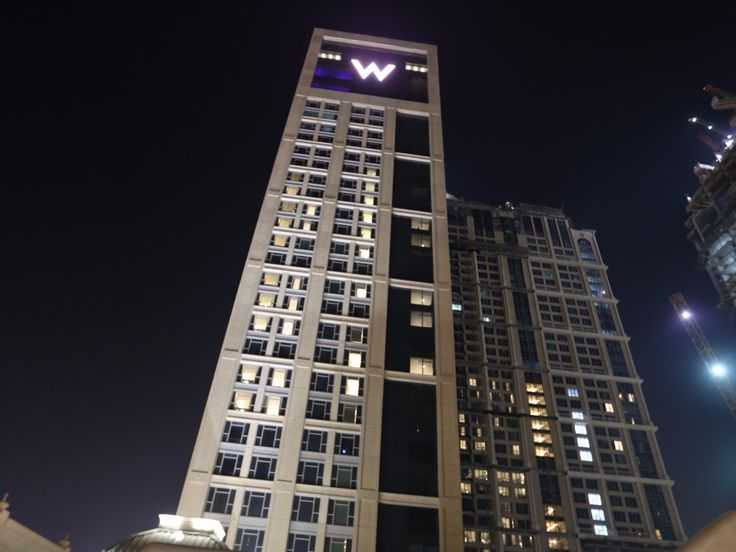 Gillaspia's Starwood Preferred Guest points covered his entire three day, two night stay.
