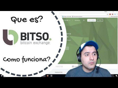 (1) Bitso Mexico, Que es bitso?, Como funciona bitso?, compra y venta de bitcois y criptomonedas - YouTube