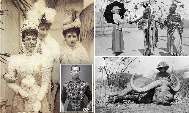 The French princess who had a fling with Queen Victoria's grandson