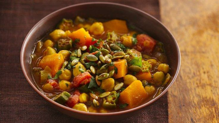 African Squash and Chick Pea Stew | Eats | Pinterest ...